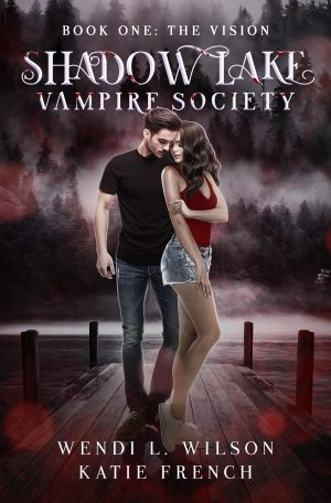 Cover for Shadow Lake Vampire Society