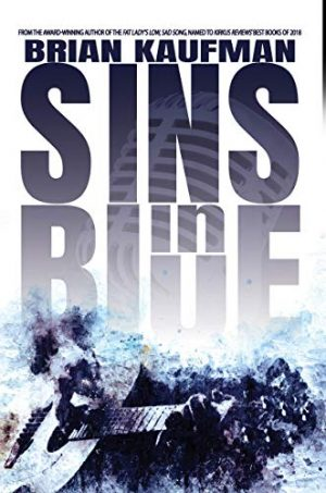 Cover for Sins in Blue