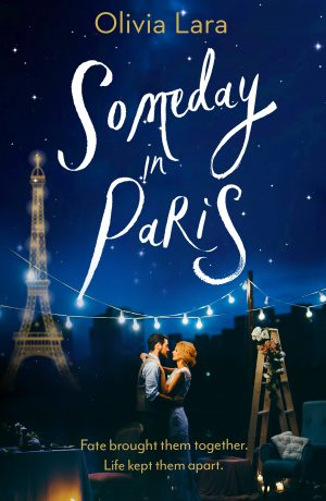 Cover for Someday in Paris