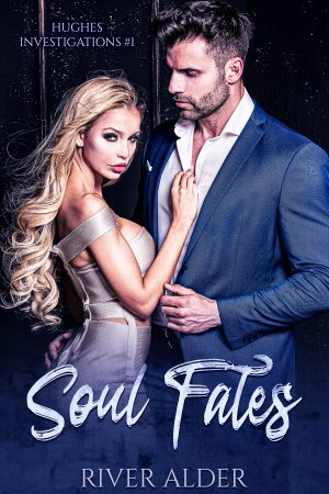 Cover for Soul Fates (Hughes Investigations #1)