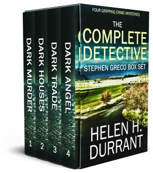 Cover for The Complete Detective Stephen Greco Box Set