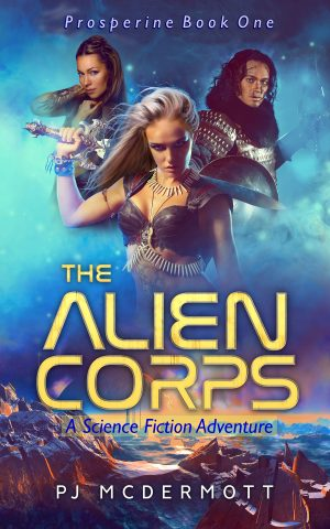 Cover for The Alien Corps