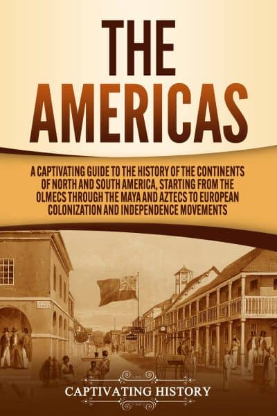 Cover for The Americas