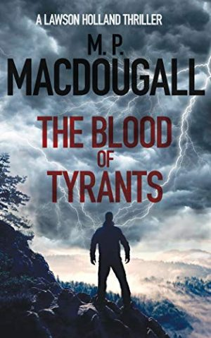 Cover for The Blood of Tyrants