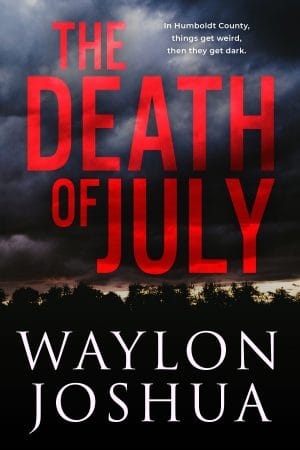 Cover for The Death of July