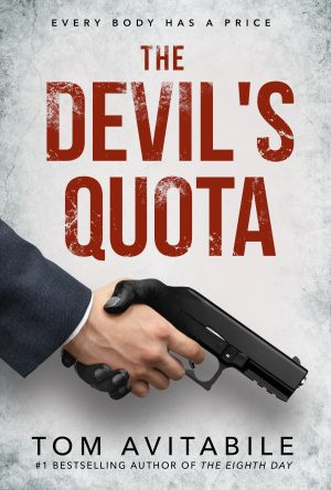Cover for The Devil's Quota