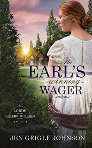 Cover for The Earl's Winning Wager