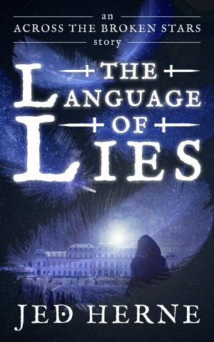 Cover for The Language of Lies