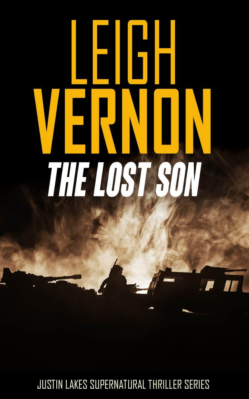 Cover for The Lost Son: An Action Thriller Novel