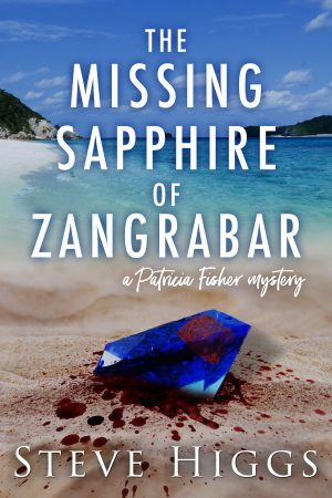 Cover for The Missing Sapphire of Zangrabar