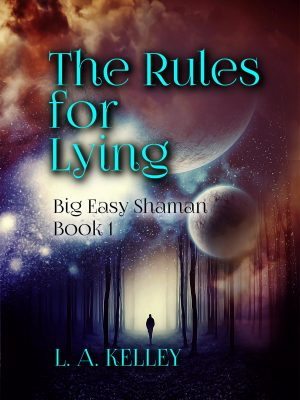 Cover for The Rules for Lying