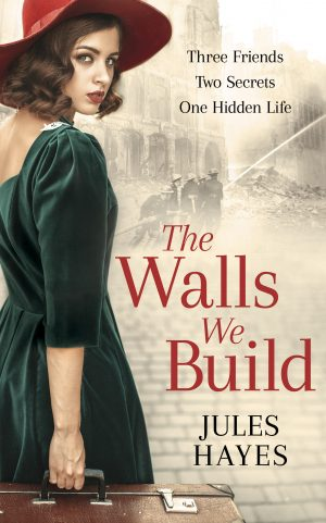 Cover for The Walls We Build