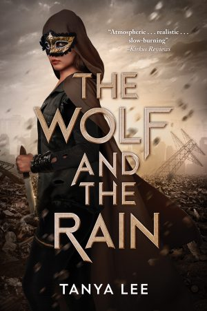 Cover for The Wolf and the Rain