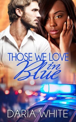 Cover for Those We Love in Blue