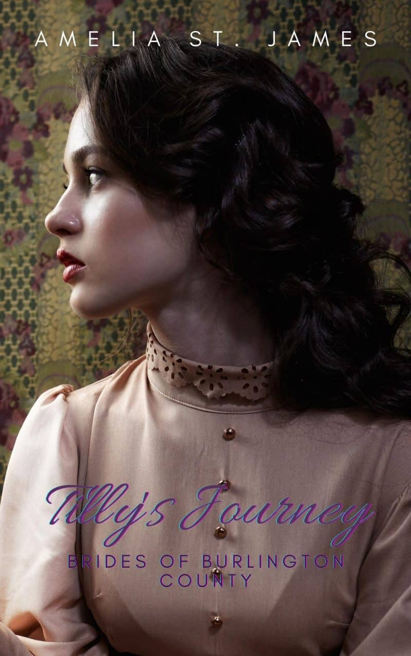Cover for Tilly's Journey: A Brides of Burlington County Short Story