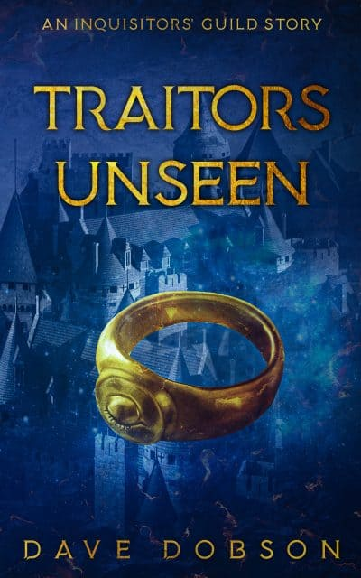 Cover for Traitors Unseen