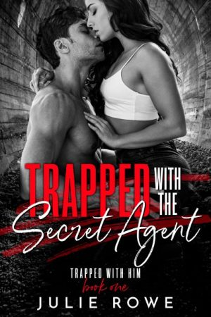 Cover for Trapped with the Secret Agent