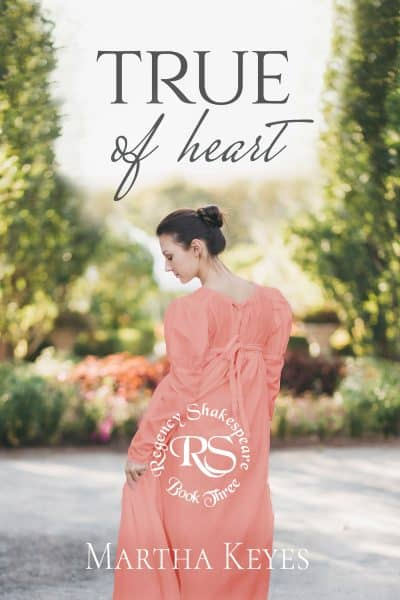 Cover for True of Heart