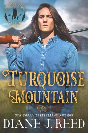 Cover for Turquoise Mountain