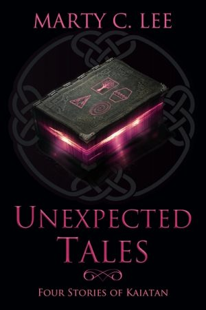 Cover for Unexpected Tales