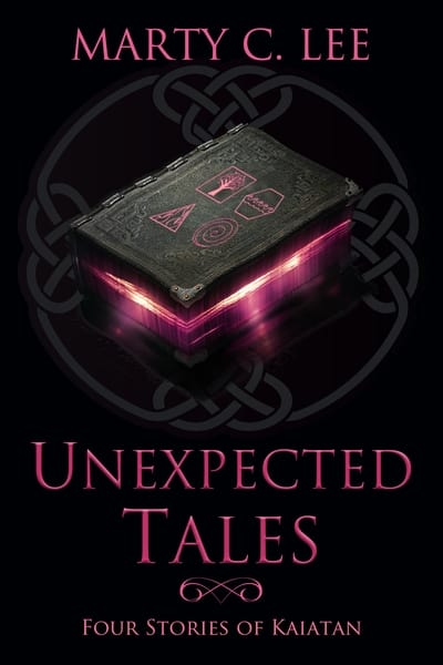 Cover for Unexpected Tales: Four stories of Kaiatan