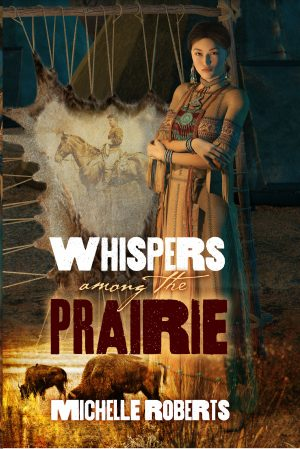Cover for Whispers among the Prairie