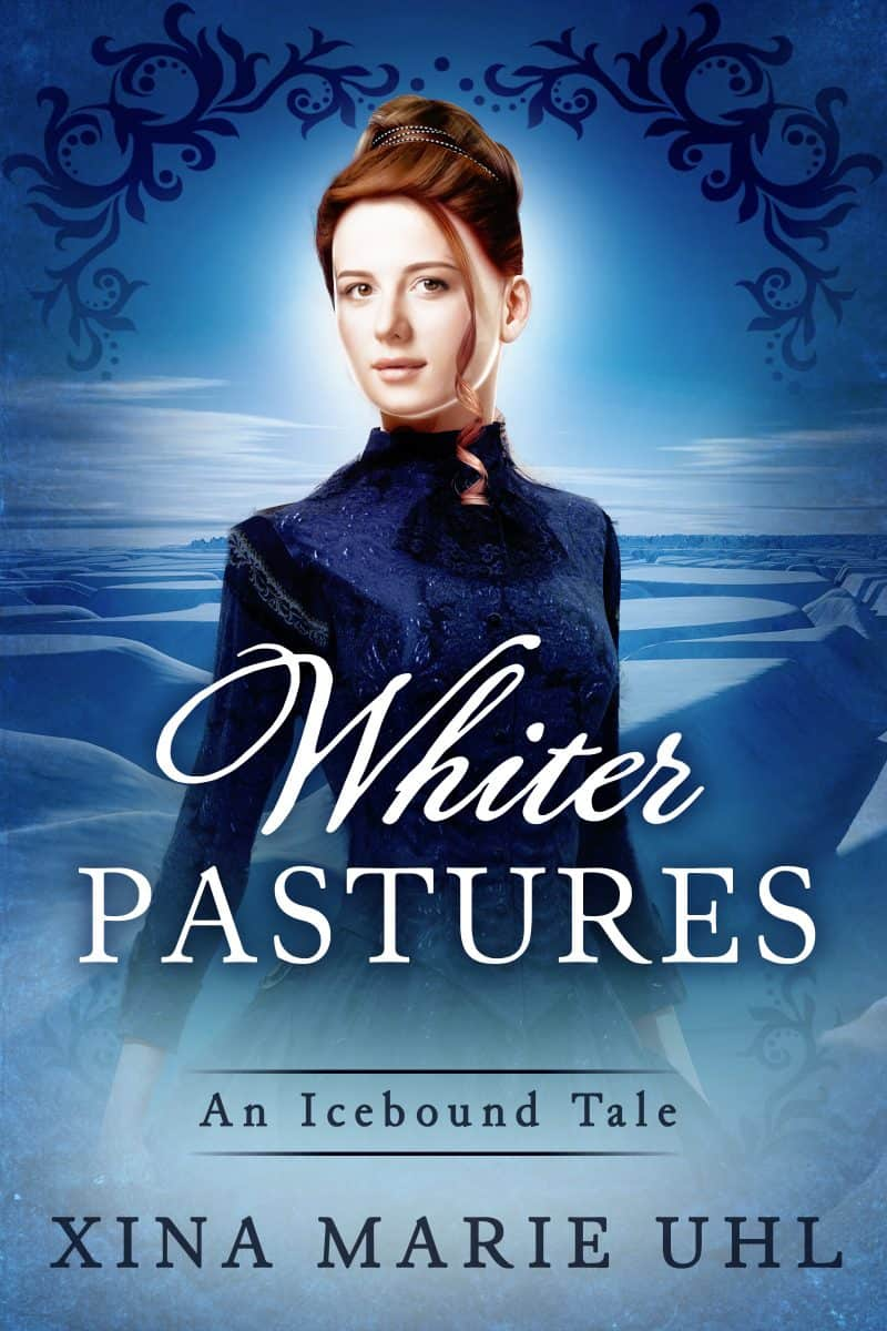 Cover for Whiter Pastures