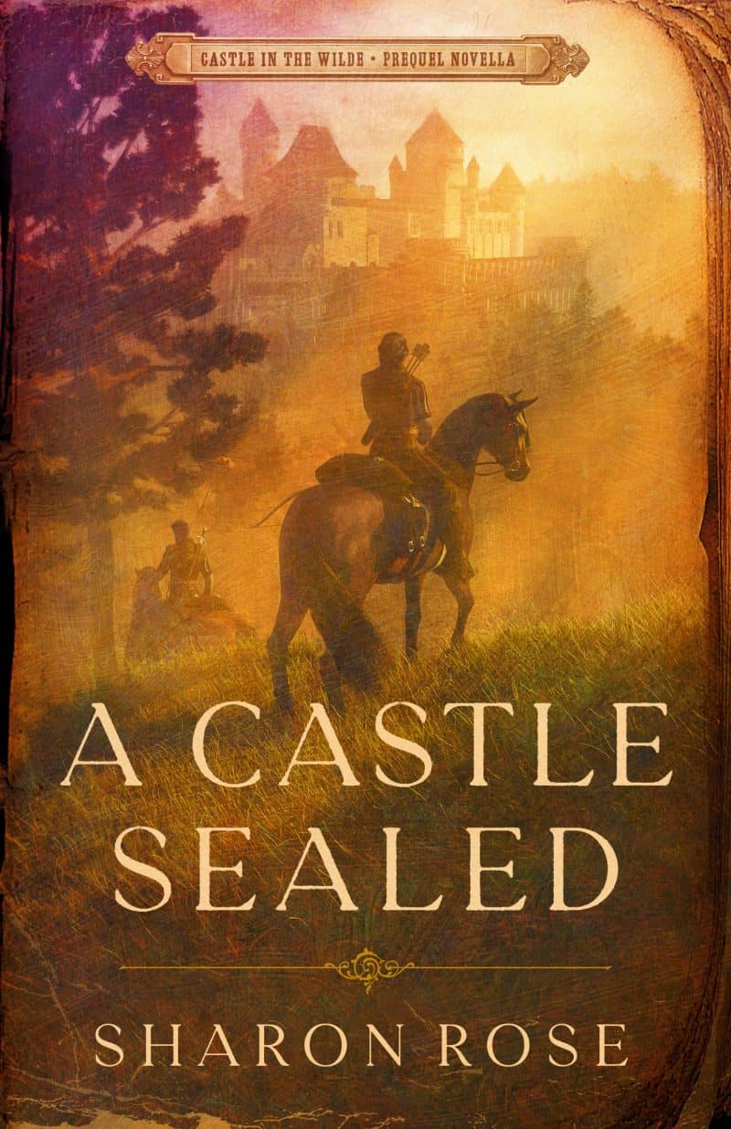 Cover for A Castle Sealed
