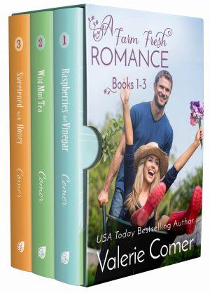 Cover for A Farm Fresh Romance 1-3