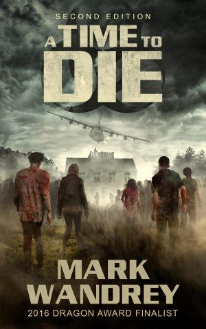 Cover for A Time to Die