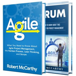 Cover for Agile and Scrum