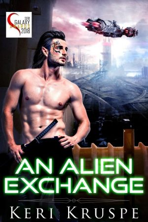 Cover for An Alien Exchange