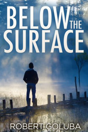 Cover for Below the Surface