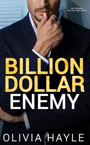 Cover for Billion Dollar Enemy