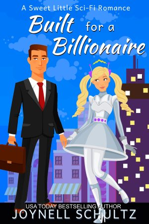 Cover for Built for a Billionaire