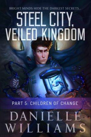 Cover for Children of Change
