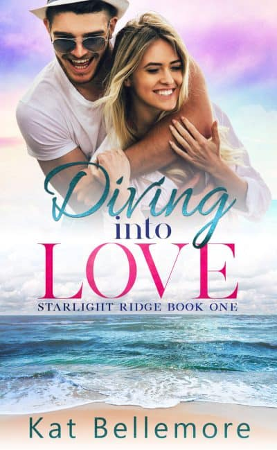 Cover for Diving into Love