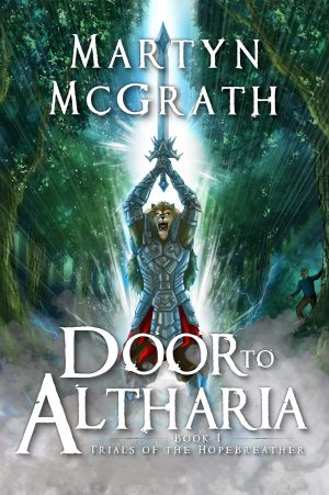 Cover for Door to Altharia