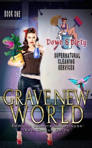 Cover for Down & Dirty Supernatural Cleaning Services