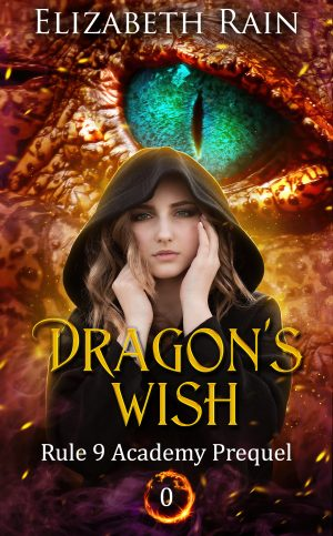 Cover for Dragon's Wish