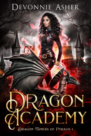 Cover for Dragon Academy