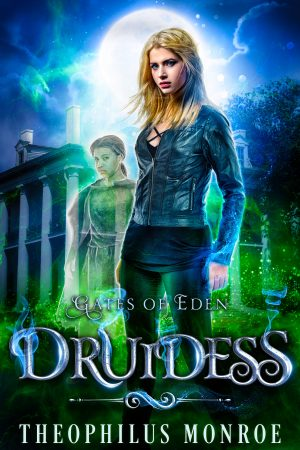 Cover for Druidess