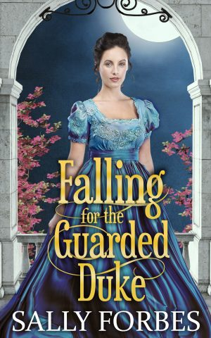 Cover for Falling for the Guarded Duke