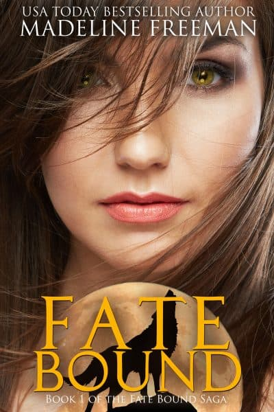 Cover for Fate Bound