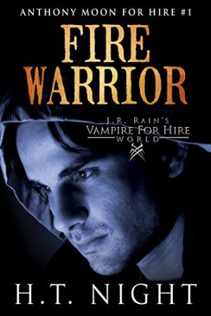 Cover for Fire Warrior