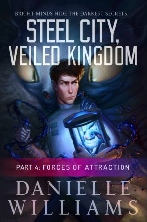 Cover for Forces of Attraction