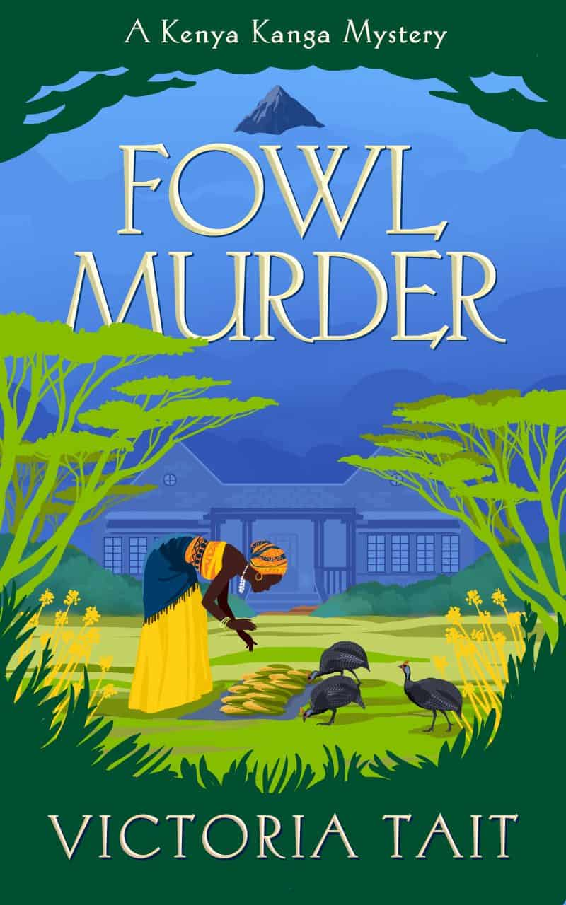 Cover for Fowl Murder