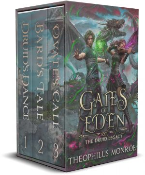 Cover for Gates of Eden: The Druid Legacy