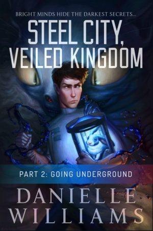 Cover for Going Underground