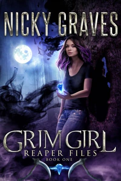 Cover for Grim Girl